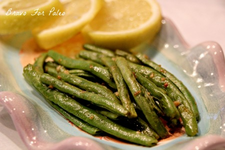 Are you looking for ways to add more greens into your diet? When you cook delicious recipes, it's easy to eat vegetables. These green beans are some of my favorite.