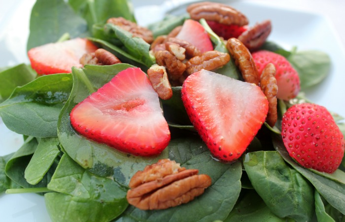 spinach salad1
