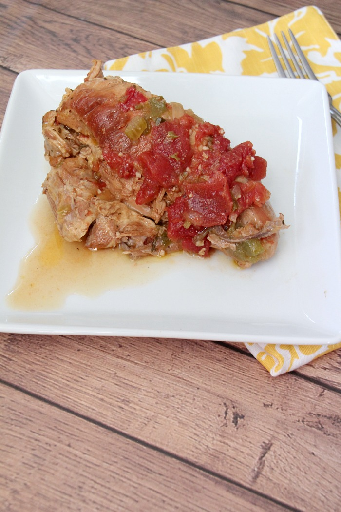 This Paleo Chicken Creole Recipe is delicious! If you are looking for a Southern Comfort Food, this is perfect.