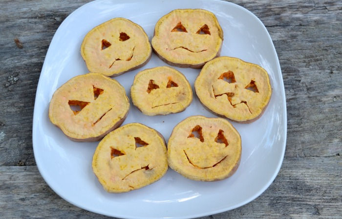 Adorable sweet potato pumpkins for this fall season!