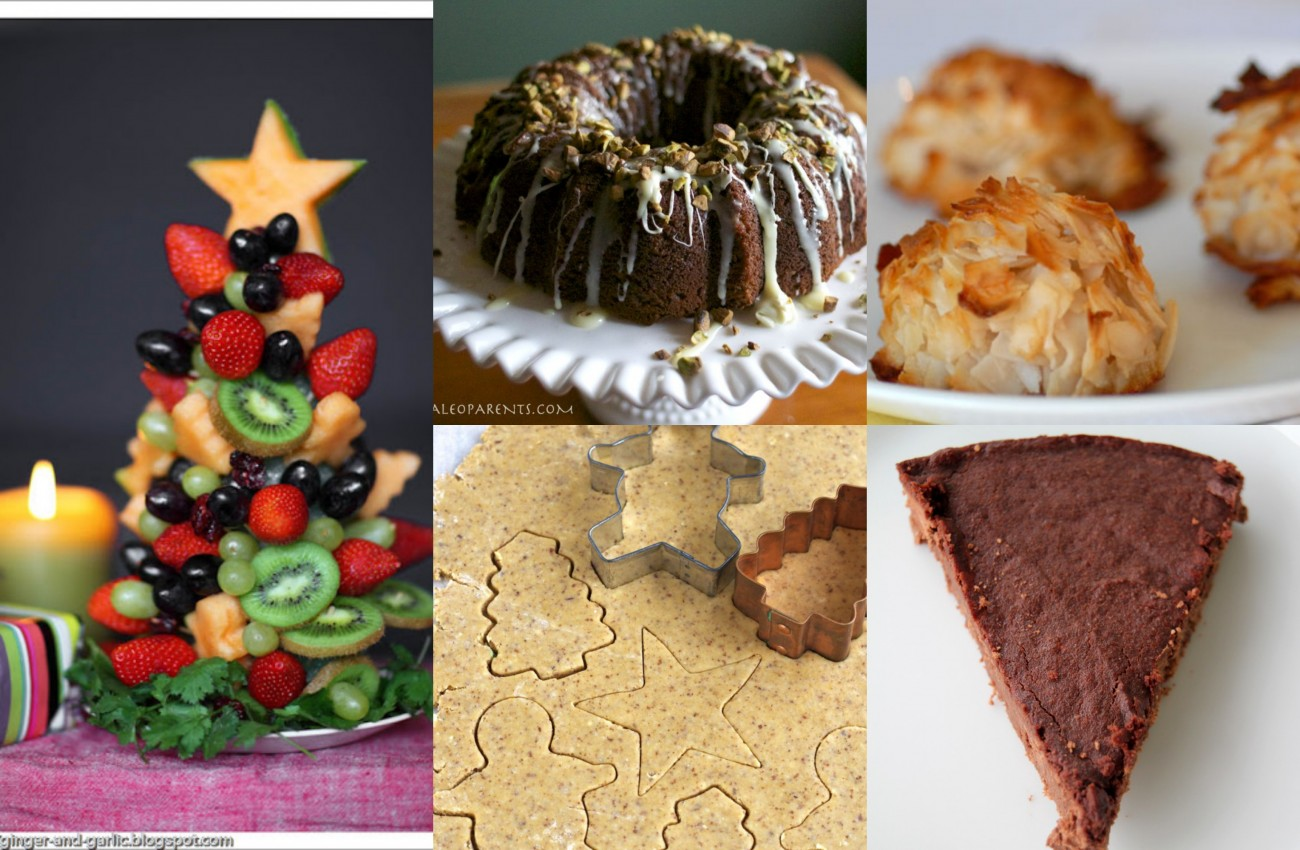 Christmas Paleo Recipes