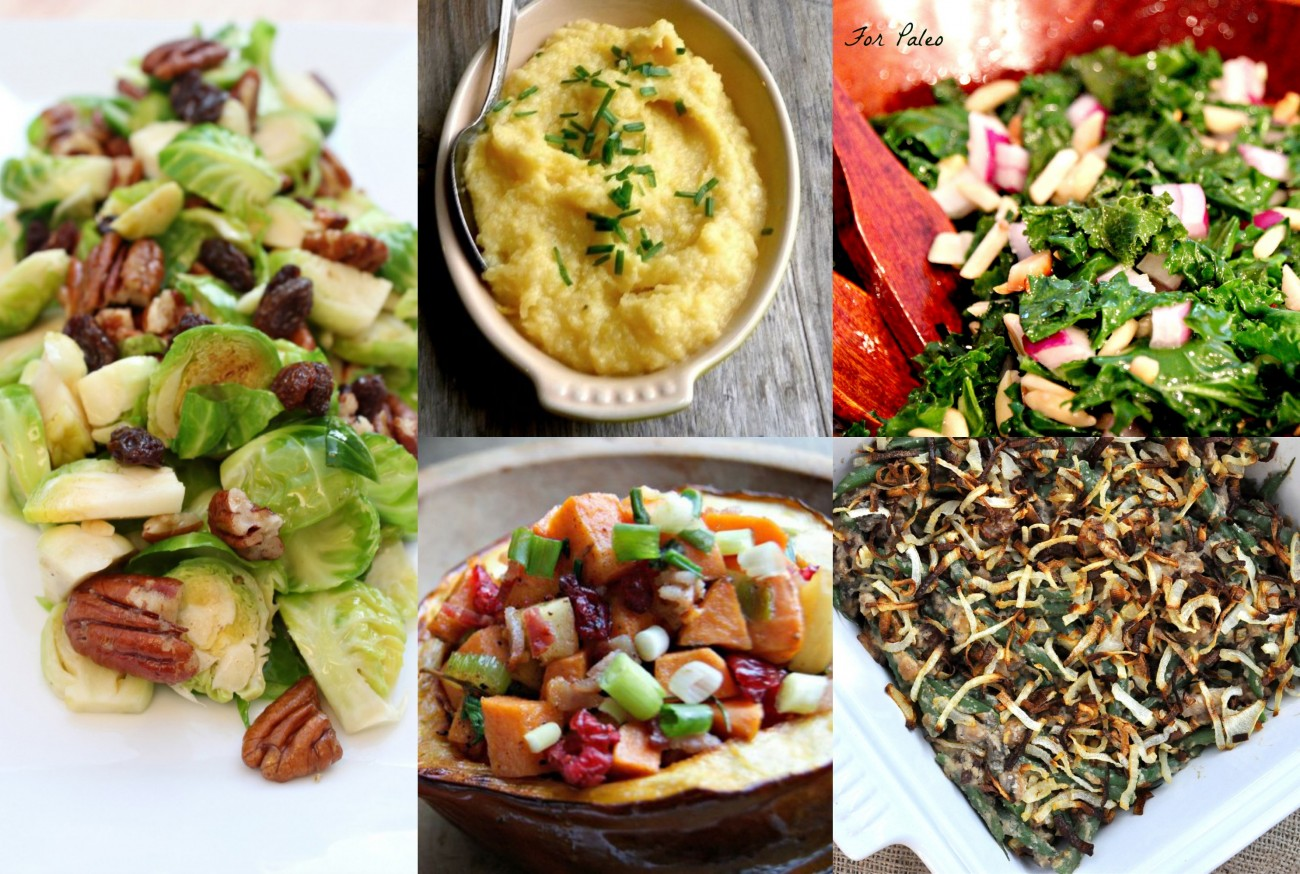 25 Days of Paleo Christmas Recipes - Bravo For Paleo