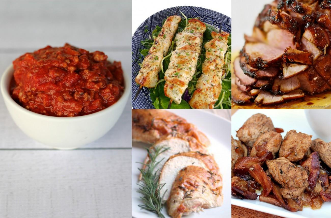 Paleo Christmas Recipes