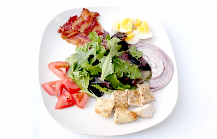 Paleo Cobb Salad- great for lunch or dinner!