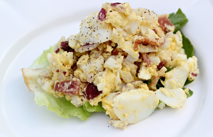 Paleo Egg Salad Recipe - Bravo For Paleo