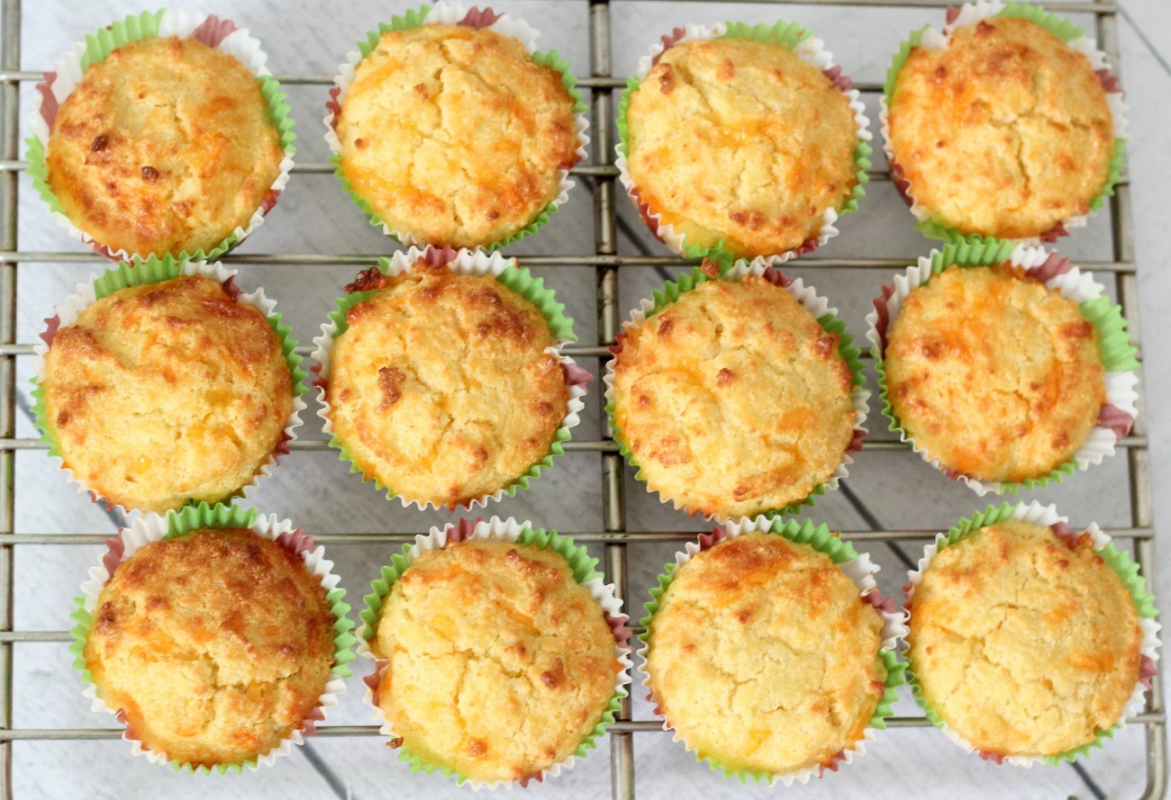 These Paleo Cornbread Muffins are the best for holidays and family gatherings. We make them every time we have guests over!