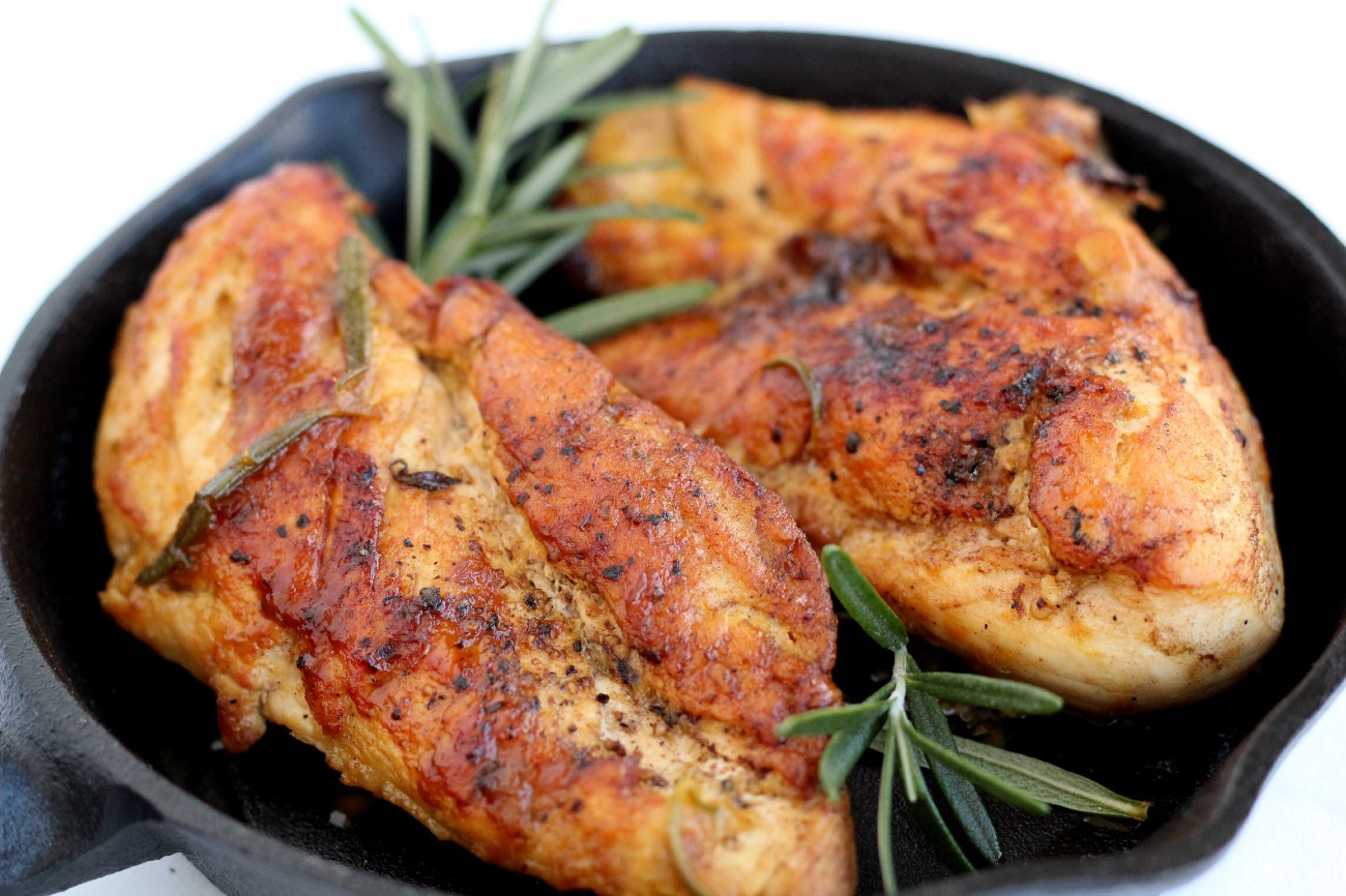 Orange Dijon Grilled Chicken Recipe