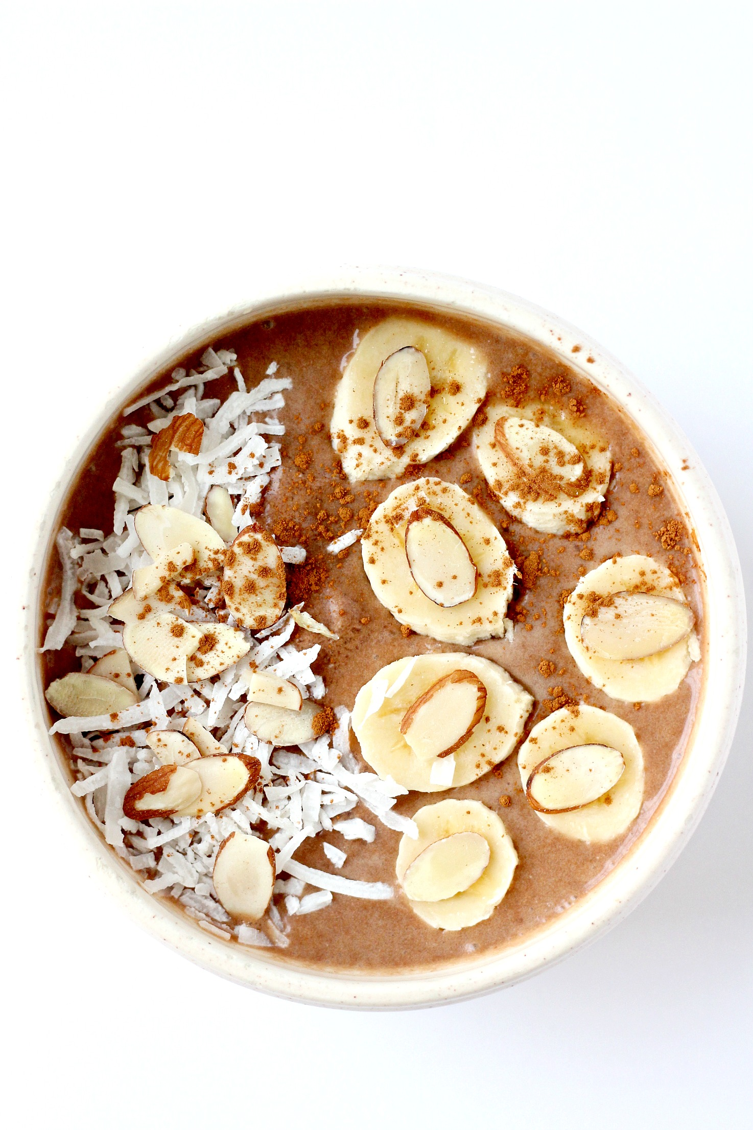Paleo Smoothie Bowl (Chocolate)