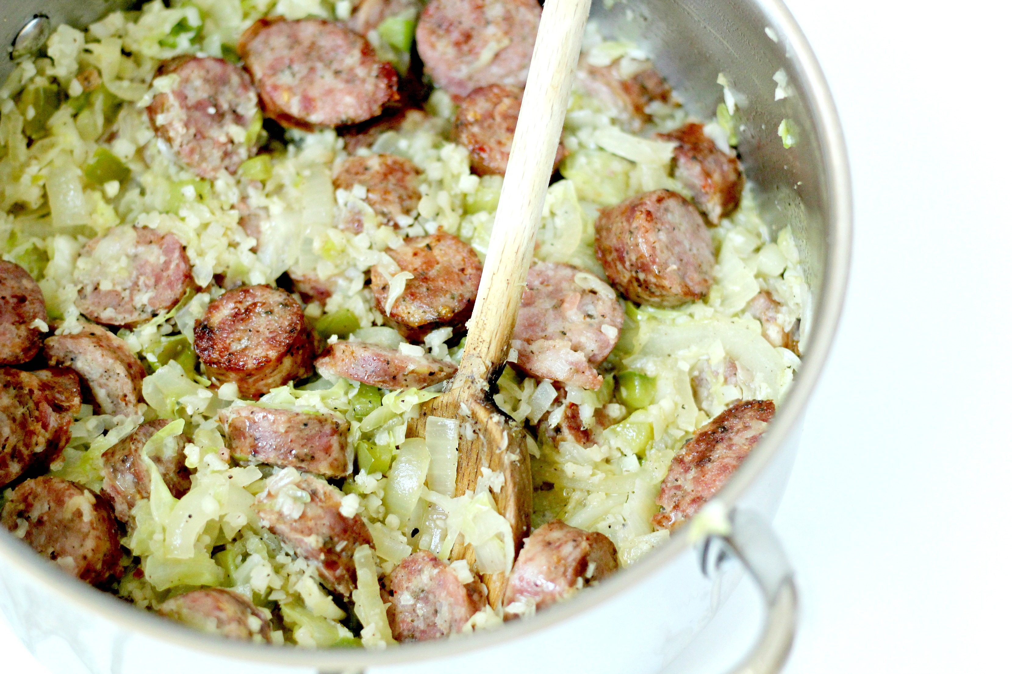 Recipe for Olivier with sausage