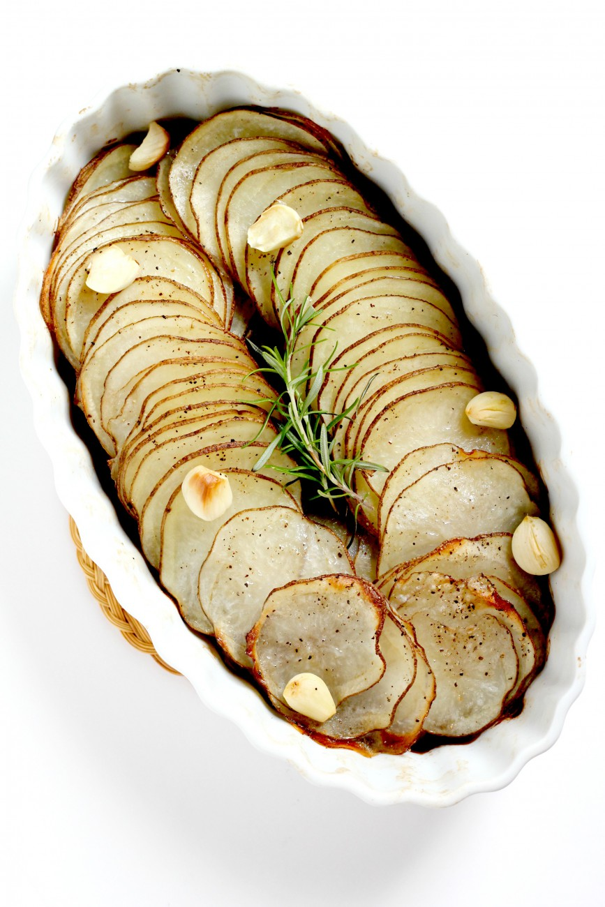 Whole 30 Potatoes with Rosemary