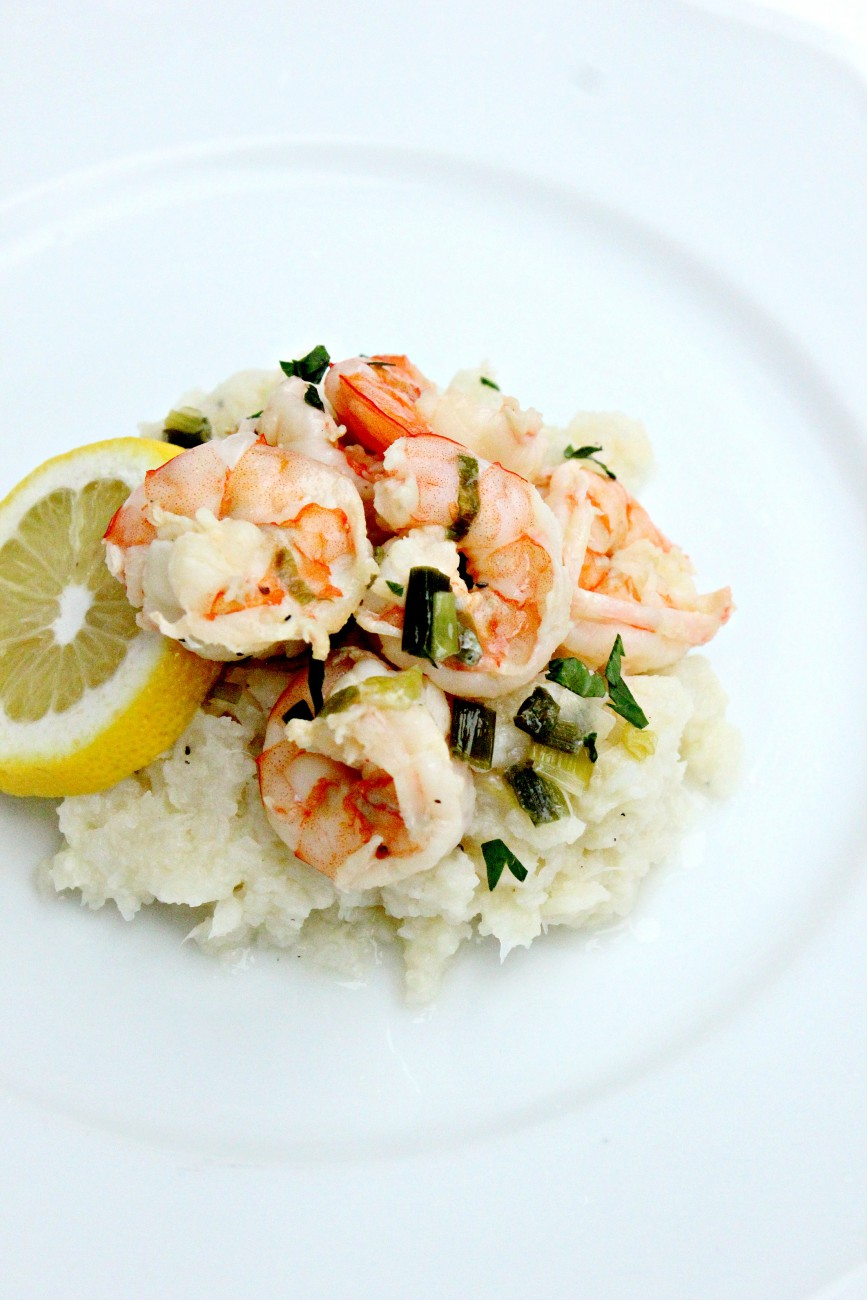 New Orleans shrimp recipe
